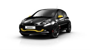 Clio RS red bull
