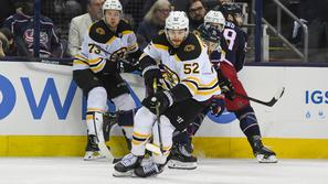 Bruins Blue Jackets