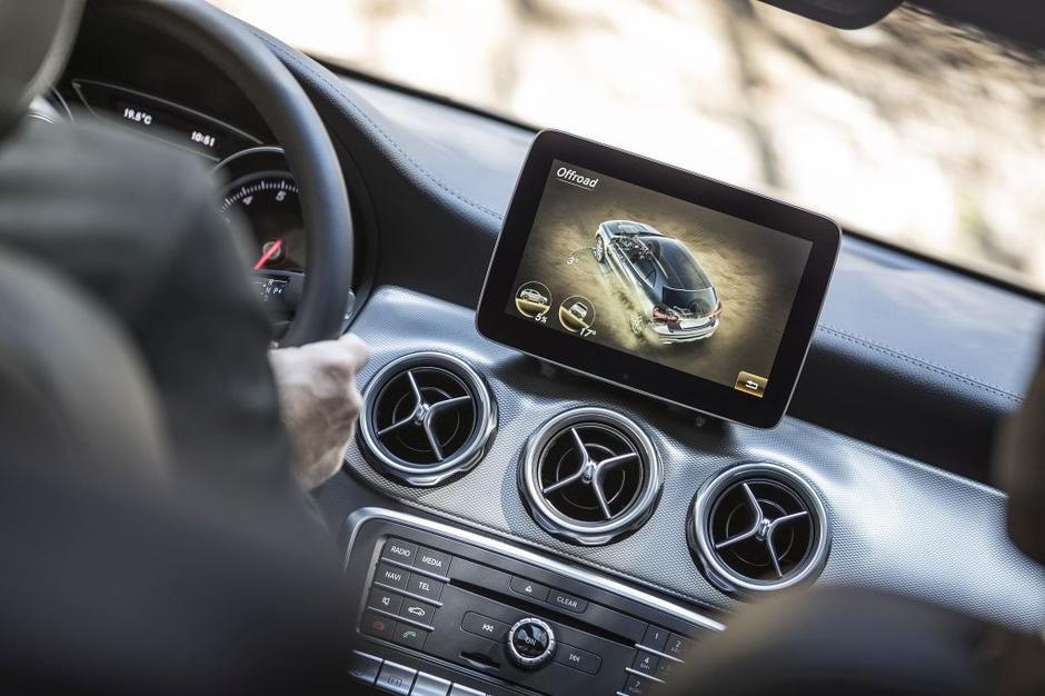 Mercedes-Benz GLA | Avtor: Mercedes-Benz