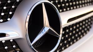 Mercedes logotip
