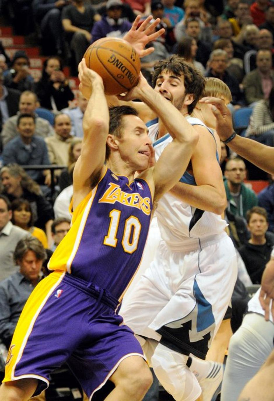 los angeles lakers steve nash | Avtor: EPA