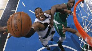 NBA končnica finale Vzhod Orlando Magic Boston Celtics Dwight Howard Kendrick Pe