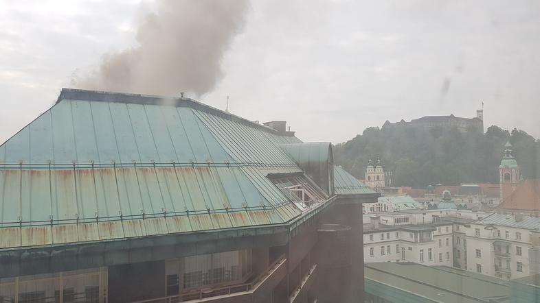 požar hotel Union