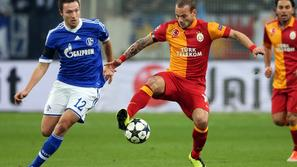 wesely sneijder galatasaray