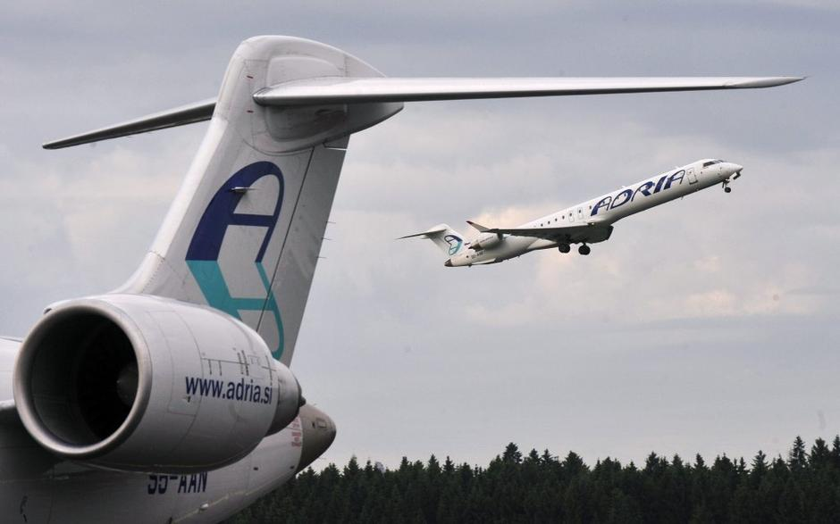 Adria Airways | Avtor: Reuters