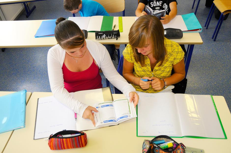 Dijaki v srednji šoli | Avtor: Profimedia