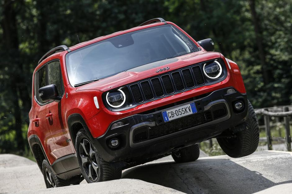 jeep renegade in compass 4xe | Avtor: Jeep
