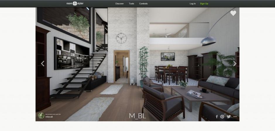 10 najbolj ih brezpla nih programov za izris notranje opreme urnal24. Black Bedroom Furniture Sets. Home Design Ideas