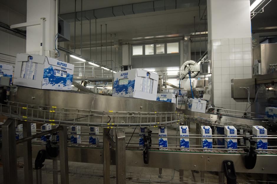 Ljubljanske mlekarne | Avtor: Anže Petkovšek