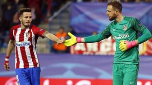 Jan Oblak Atletico MAdrid Bayer Leverkusen