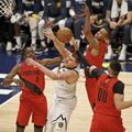 Denver Nuggets : Portland Trail Blazers