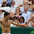 Novak Djokovic, Buckinghamshire