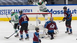 Dallas Stars : Colorado Avalanche