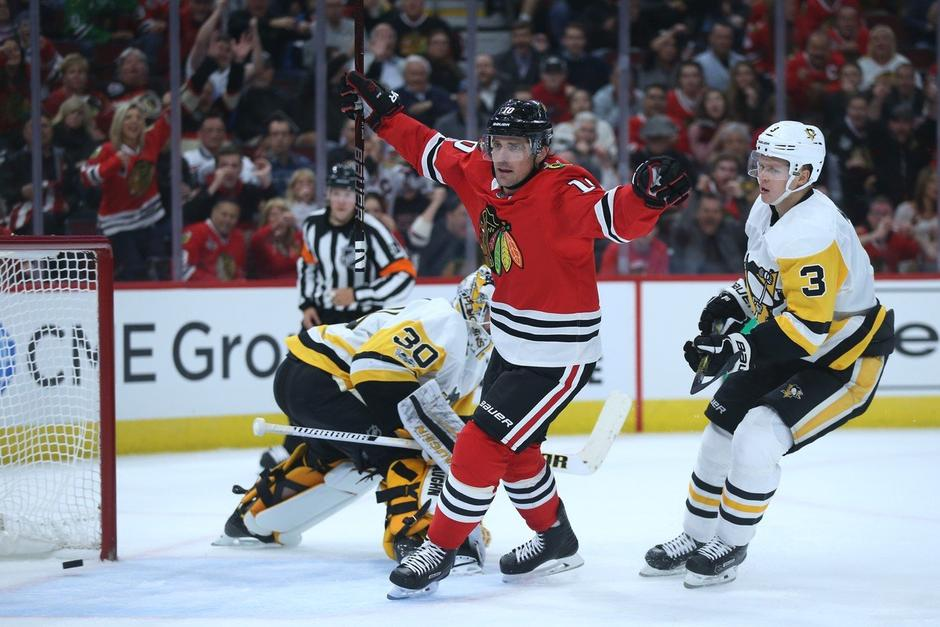Chicago Blackhawks Pittsburgh Penguins | Avtor: Profimedia