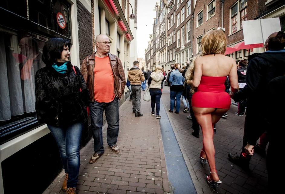 Фото Проституток В Амстердаме