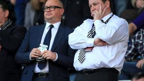 Lee Charnley, Mike Ashley