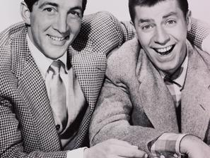 Jerry Lewis in Dean Martin