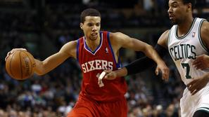 Michael Carter-Williams Philadelphia 76ers' novinec NBA