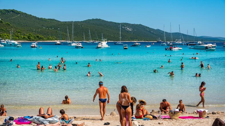 Hrvaška plaža