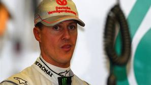 michael schumacher 20 let 2011