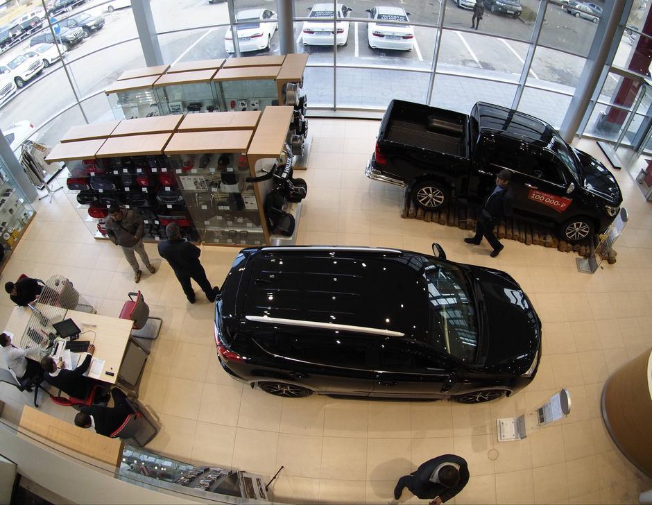 Avtosalon prodaja avtov   Avtor: Profimedia