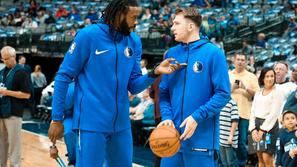DeAndre Jordan Luka Dončić Dallas Mavericks