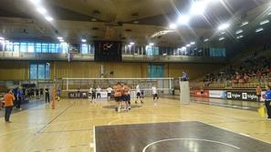 ACH Volley Calcit Volleyball Tivoli