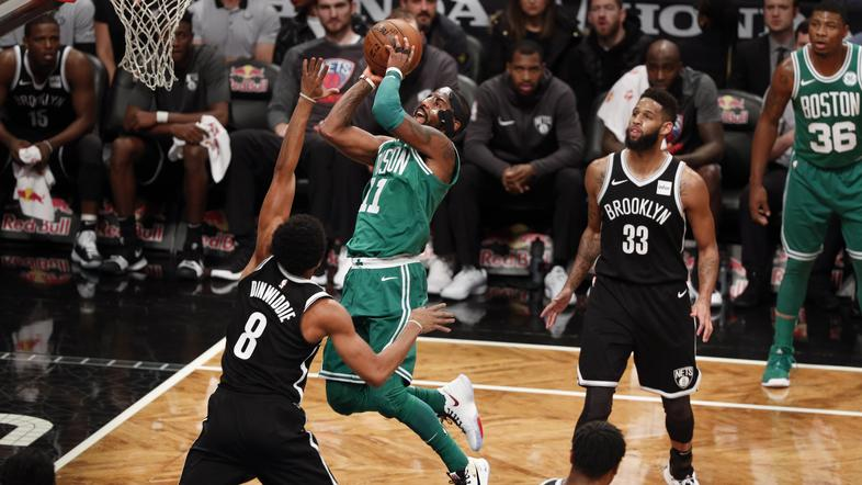 boston celtics kyrie irving