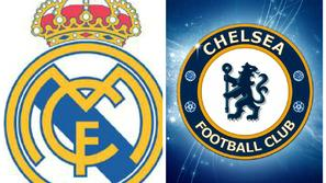 Real Madrid : Chelsea