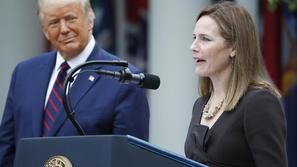 Amy Coney Barrett donald trump