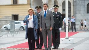 Kolinda in Pahor