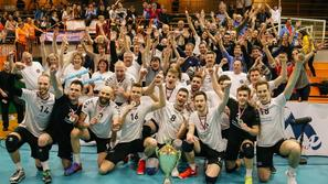 Calcit Kamnik - ACH Volley