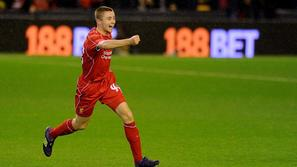 Jordan Rossiter Liverpool Middlesbrough ligaški pokal