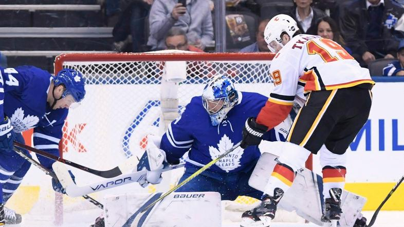 Maple Leafs Flames