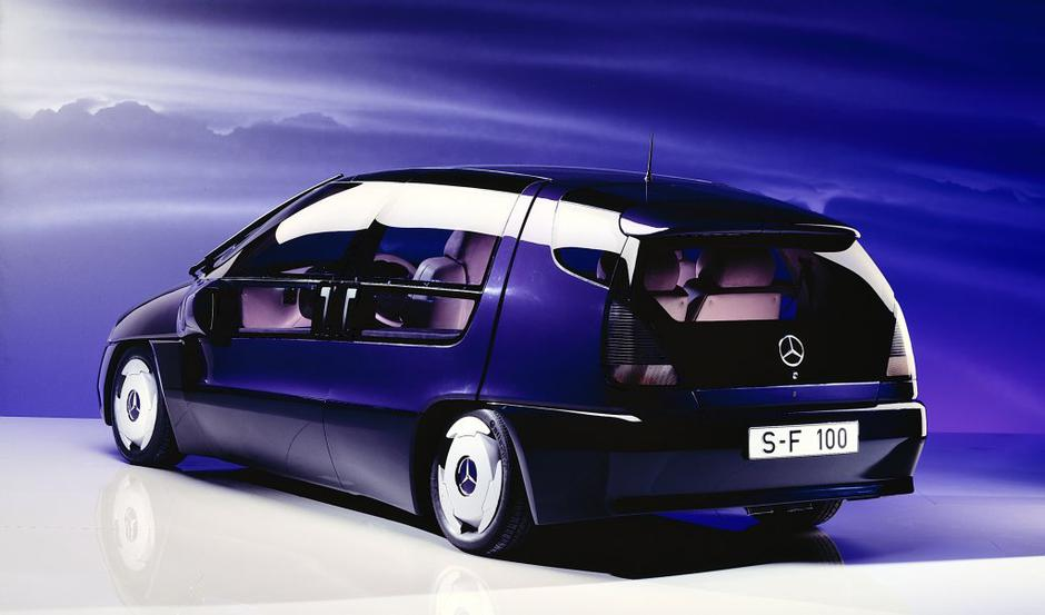 Mercedes-Benz F 100 | Avtor: Mercedes_Benz