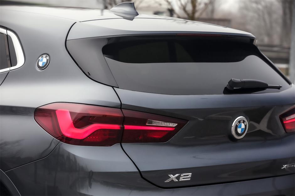 BMW X2 PHEV | Avtor: Saša Despot