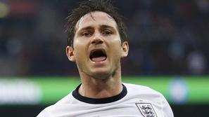 Lampard Anglija Irska prijateljska tekma Wembley London