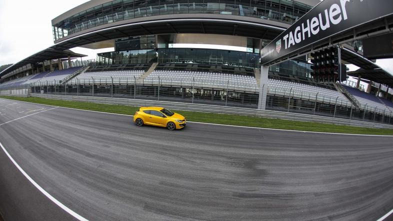 Renault track day, Spielberg