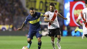Boca Juniors, River Plate