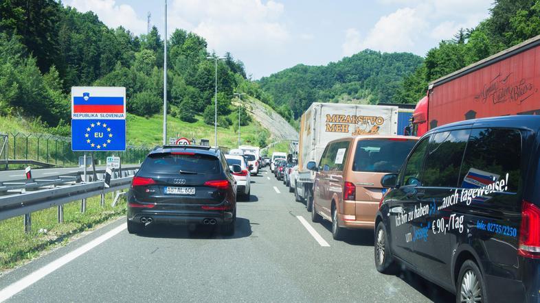 Meja med Hrvaško in Slovenijo