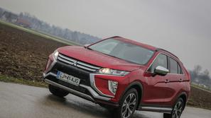 Mitsubsihi Eclipse Cross