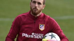 jan oblak atletico madrid trening