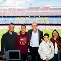 Anthony Borges Camp Nou