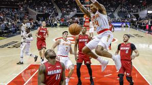 Atlanta Hawks Miami Heat