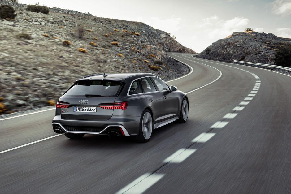 Audi RS6 avant   Avtor: Audi
